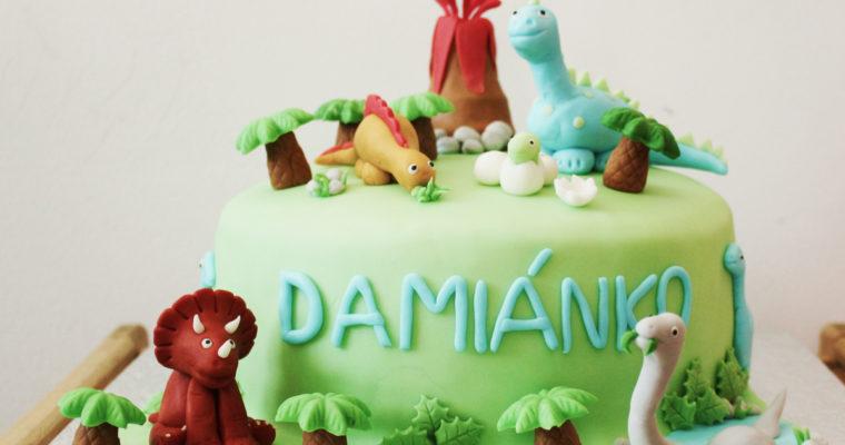Dino pre Damiana